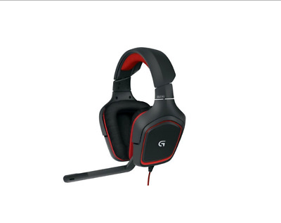 NEW Damaged Box Logitech Stereo Gaming Headset G230 (981-000541) $89