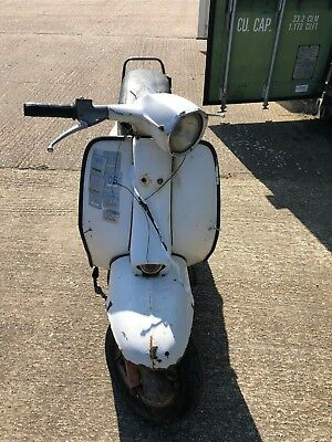 lambretta li 150 - Late Spanish Model