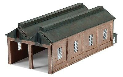 Hornby Skaledale Steam Shed R9822 OO Scale (suit HO Also)