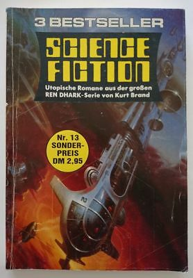 Kelter | 3 Bestseller Science Fiction | Sammelband Nr. 3 | Rhen Dark | Z 1-2