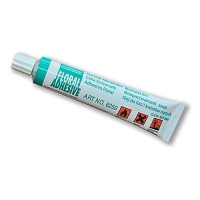 Oasis Floral Adhesive Waterproof Clear glue Tube 50 ml e.10