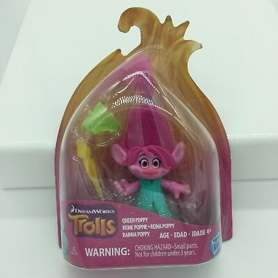 Trolls ~ MADDY FIGURE ~ Small Troll Town Collectibles Series