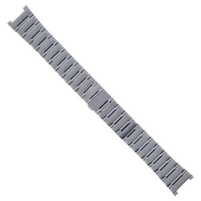 22Mm Watch Band Bracelet For Omega Constellation  396.1080 Midsize S/steel