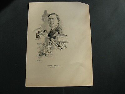 Henry A Hickman . Chicago Lawyer