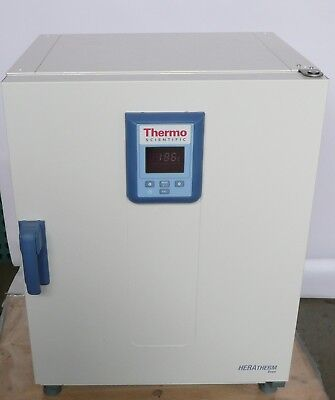 Thermo Scientific HERATherm OGS100  P/N 51028872 Gravity Convection Oven, #39891