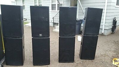 Electrovoice QRX 115/75 FOH/ Monitor (We have 8 total, to sell)