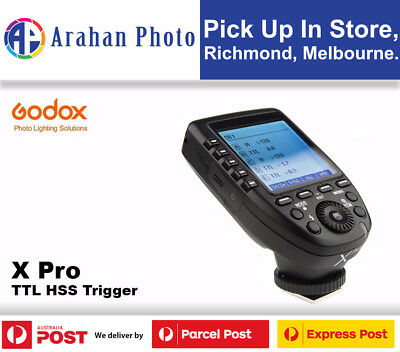 Godox X Pro-N TTL HSS Wireless Flash Trigger