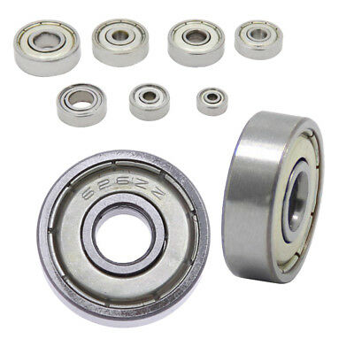 Deep Groove Flanged Ball Bearing 623 624 625 626 608 688 635ZZ  For 3D Printer