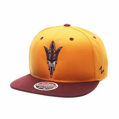 Arizona State Sun Devils Official NCAA Z11 Adjustable Hat Cap by Zephyr  243817 5a6ee5561759