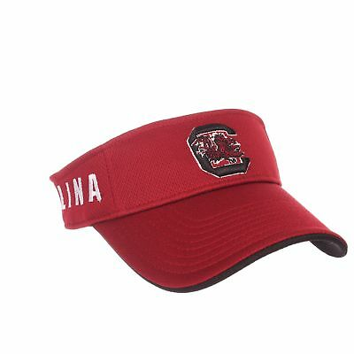 pretty nice 70194 c0698 South Carolina Gamecocks Official NCAA Volley Adjustable Visor Hat by Zephyr