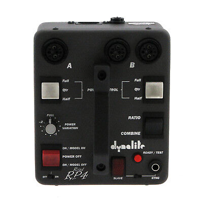 Dyna-Lite 400 Watts Road Power Pack (Demo)
