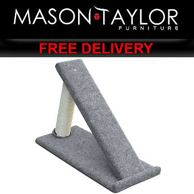 Mason Taylor 184cm Cat Tree Scratching Post Scratcher- Grey PET-CAT-CP004-GR
