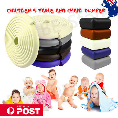 4M Toddler Baby Proofing Safety Table Edge Corner Cushion Protector Guard Bumper