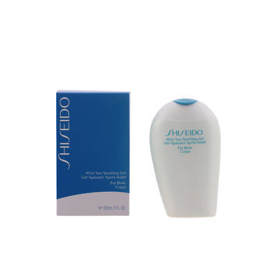 Cuerpo Shiseido unisex AFTER SUN soothing gel 150 ml