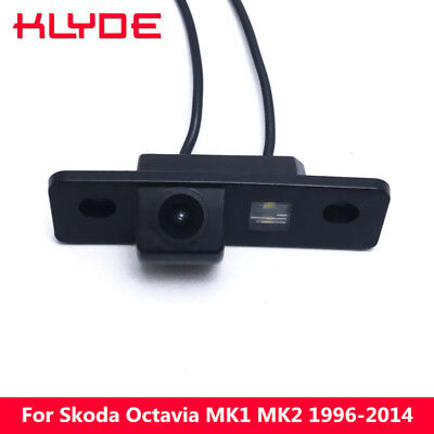 Rear View Camera Reverse Parking Assistance For Skoda Octavia MK1 MK2 1996-2014