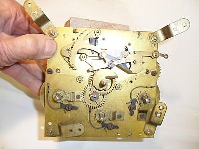 "Vintage Clock Movement ""haller""  Mov. (B)"