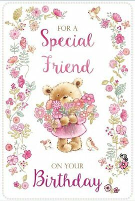 HAPPY BIRTHDAY TO Special Sister card - £1 39 | PicClick UK