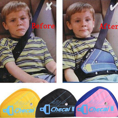Car Accessories Interior Baby Safety Cover Harness Strap Adjuster Pad Seat Belt