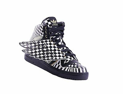 ADIDAS JS JEREMY Scott Wings Op ART G95768 Mens High Top