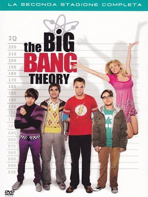 The big bang theory Stagione 02 DVD 5,99