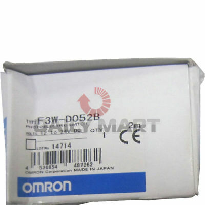 Brand New In Box Omron F3W-D052B Safety Switch