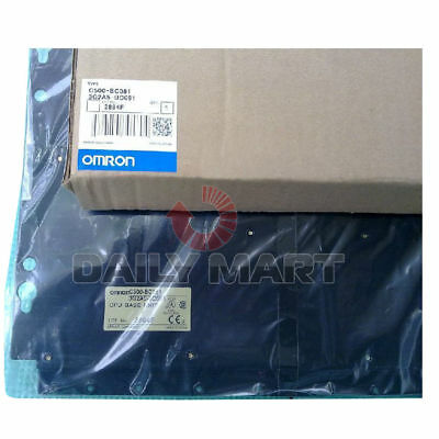 Brand New Omron Automation and Safety C500-BC081 Programmable Logic Controller