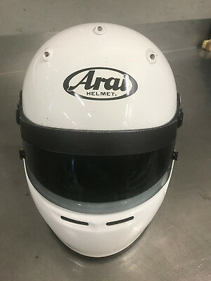 Original Arai GP 5 Snell-SA Integral Helm Motorsport
