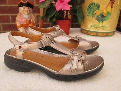 53e05b11e28b LADIES CLARKS UNSTRUCTURED Sandals Size 6 D Fit - £28.00