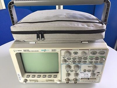 Agilent Mixed Signal Oscilloscope 54622D 2+16 Channel 100MHz Sample Rate: 200 MS