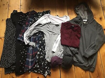Huge Bundle Of Maternity Clothes!! Topshop, Mamalicious, New Look Etc