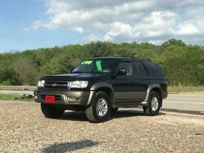 2000 Toyota 4Runner  2000 Toyota 4runner SR5 Limited