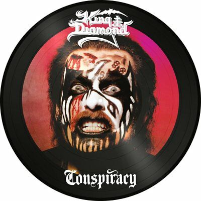 KING DIAMOND Conspiracy PICTURE DISC