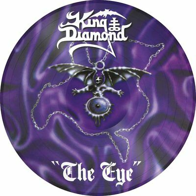 KING DIAMOND  The Eye PICTURE DISC
