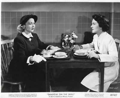 "Scene from ""Shadow On The Wall"" Vintage Movie Still"