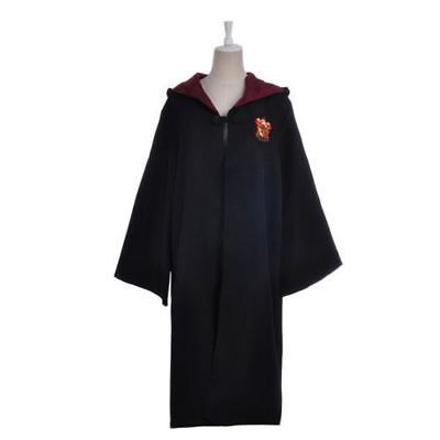 Harry Potter vestito cosplay per adulti grifondoro hogwarts SPEDIZIONE IMMEDIATA
