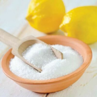 Citric Acid Food Grade Anhydrous | Available in 0.1Kgs-25Kgs