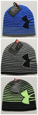 283e2ce1da8 Youth Boy s Under Armour Billboard Beanie Cap   Hat - One Size Fits Most