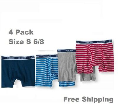 HANDCRAFT MINIONS DESPICABLE Me 6-Pack Boys Boxer Brief Size 4 6 8 ... 1623a0023a