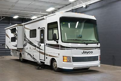 2018 Jayco Alante 31R - Bunkhouse Gas Class A Motorhome - Ford F53 V10 Chassis
