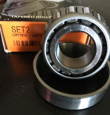 Timken Set2, Set 2 ( LM11949 & LM11910) Cup & Cone