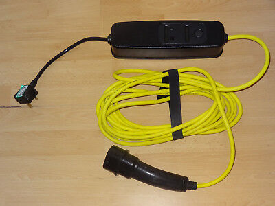 Genuine Mercedes B C E S Class Gle Glc Hybrid Home Charger Cable A000583000