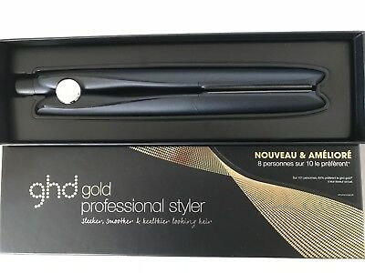 styler professionnel ghd gold