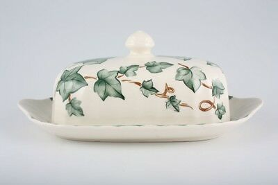 BHS Country Vine Butter Dish