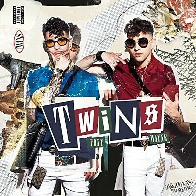 Twins - Dark Polo Gang (2017, CD NUOVO)