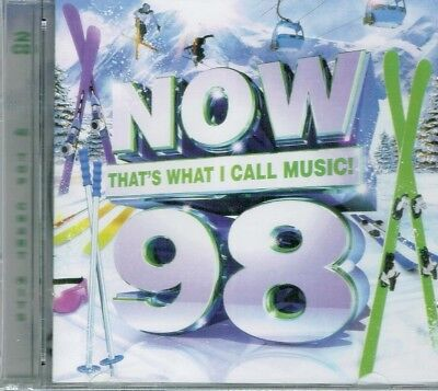 Now That's What I Call Music! 98 by Various Artists 2 CD Set New  Free Shipping
