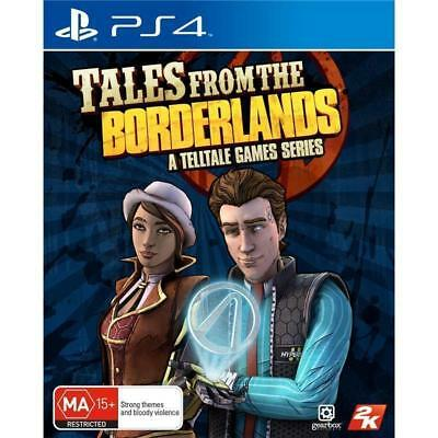 Tales From The Borderlands PS4 Playstation 4 Game In Stock From Brisbane