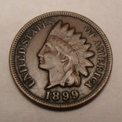 1899 P Indian Head Cent / Penny   *AG OR BETTER*  **FREE SHIPPING**