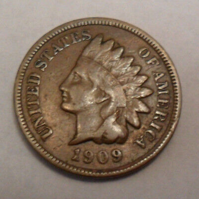 1909 P Indian Head Cent / Penny *AG OR BETTER*  **FREE SHIPPING**