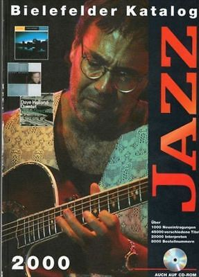 Manfred Scheffner / Bielefelder Katalog Jazz 2000(+Cd-Rom) [Book]
