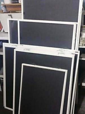 "Solar Window Screens Made New Up To Sizes 30"" X 42"" (J.r.screens Usa)"